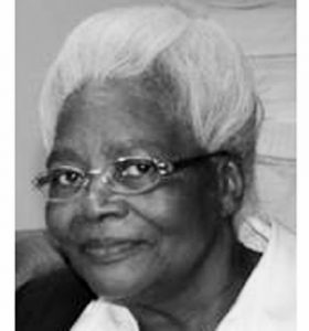Obituary for Sister Carrie Mae Williams